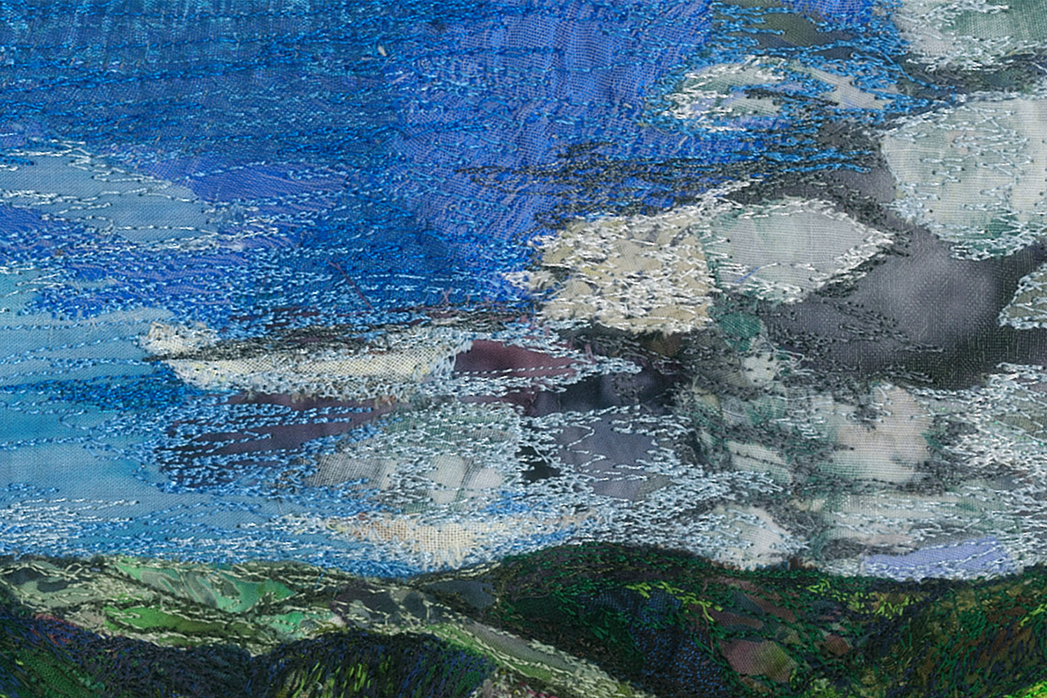 Watermouth Bay detail