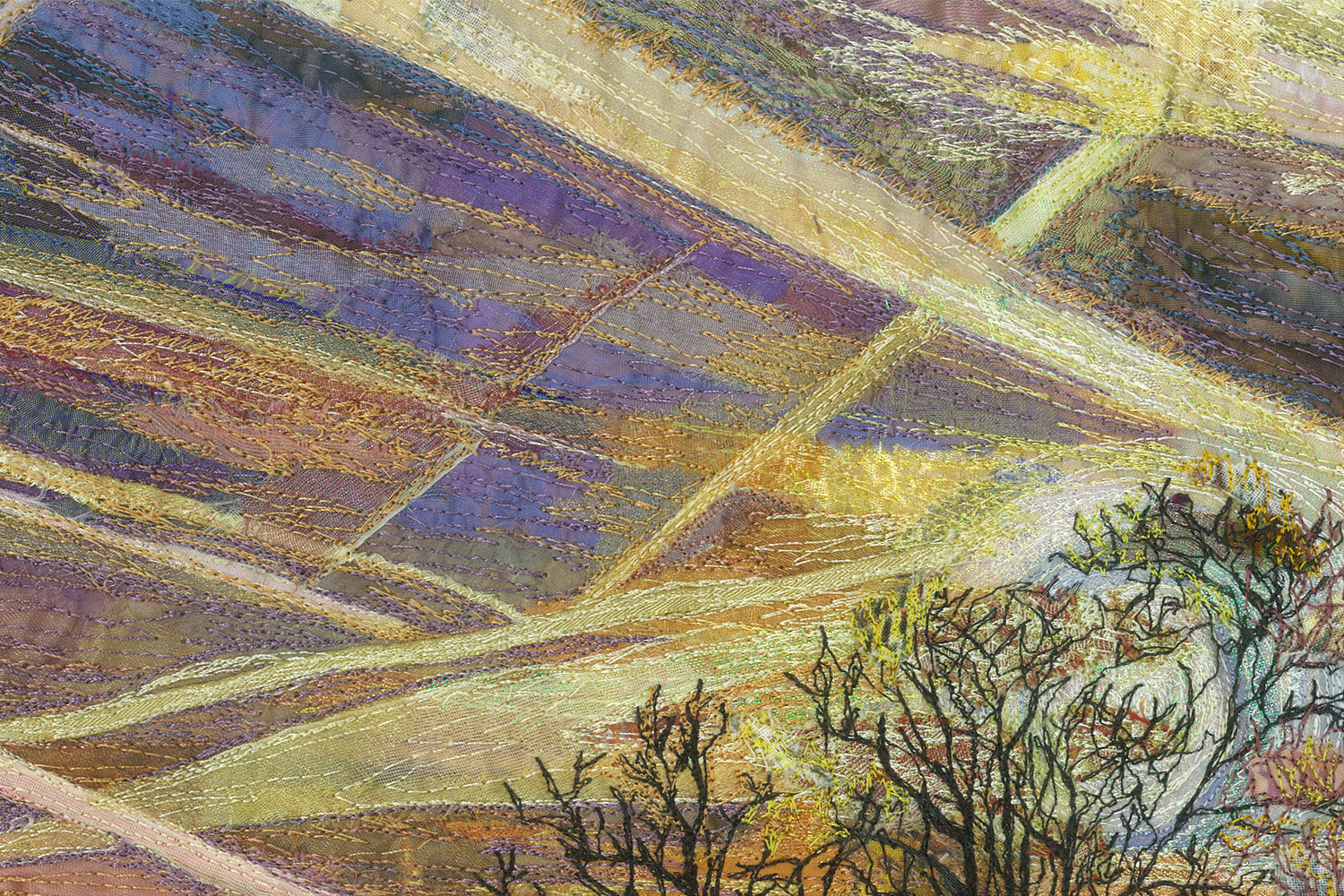 Sky Trails detail