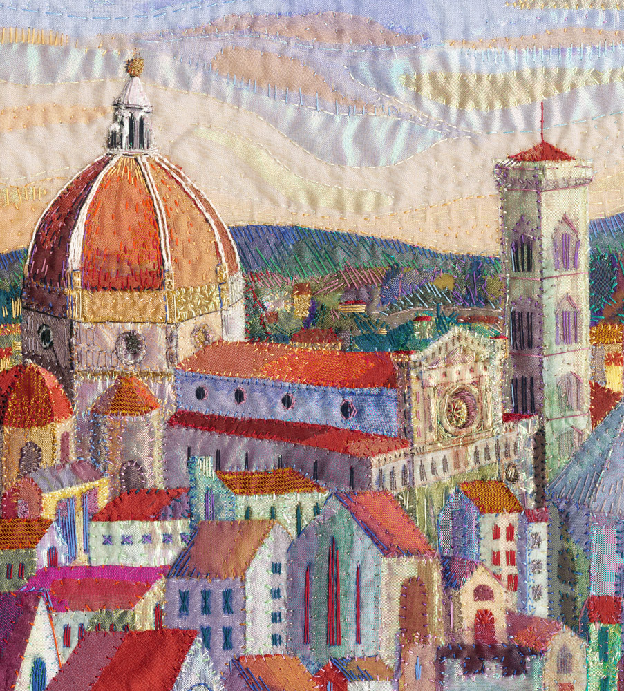 A Room With A View Rachel Wright Textile Artist