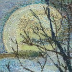 Winter Moon detail