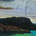 Bow Fiddle Rock detail