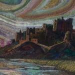 Bamburgh Castle detail