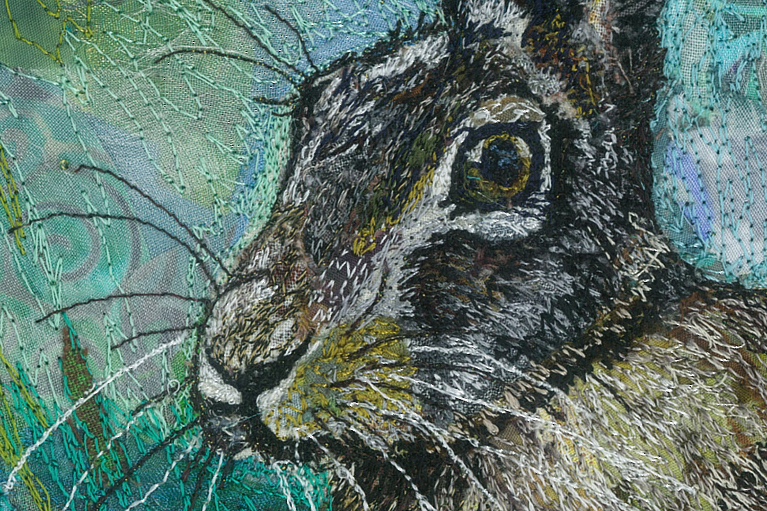 Hare Today, Gone Tomorrow detail
