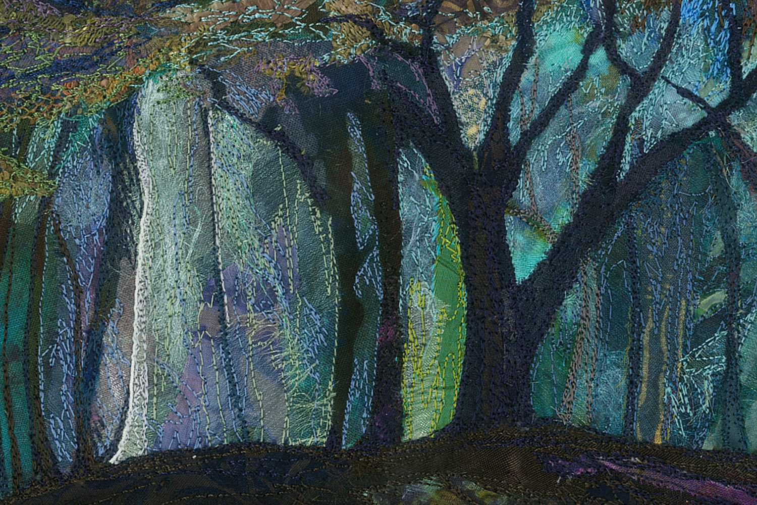 Enchanted Forest detail